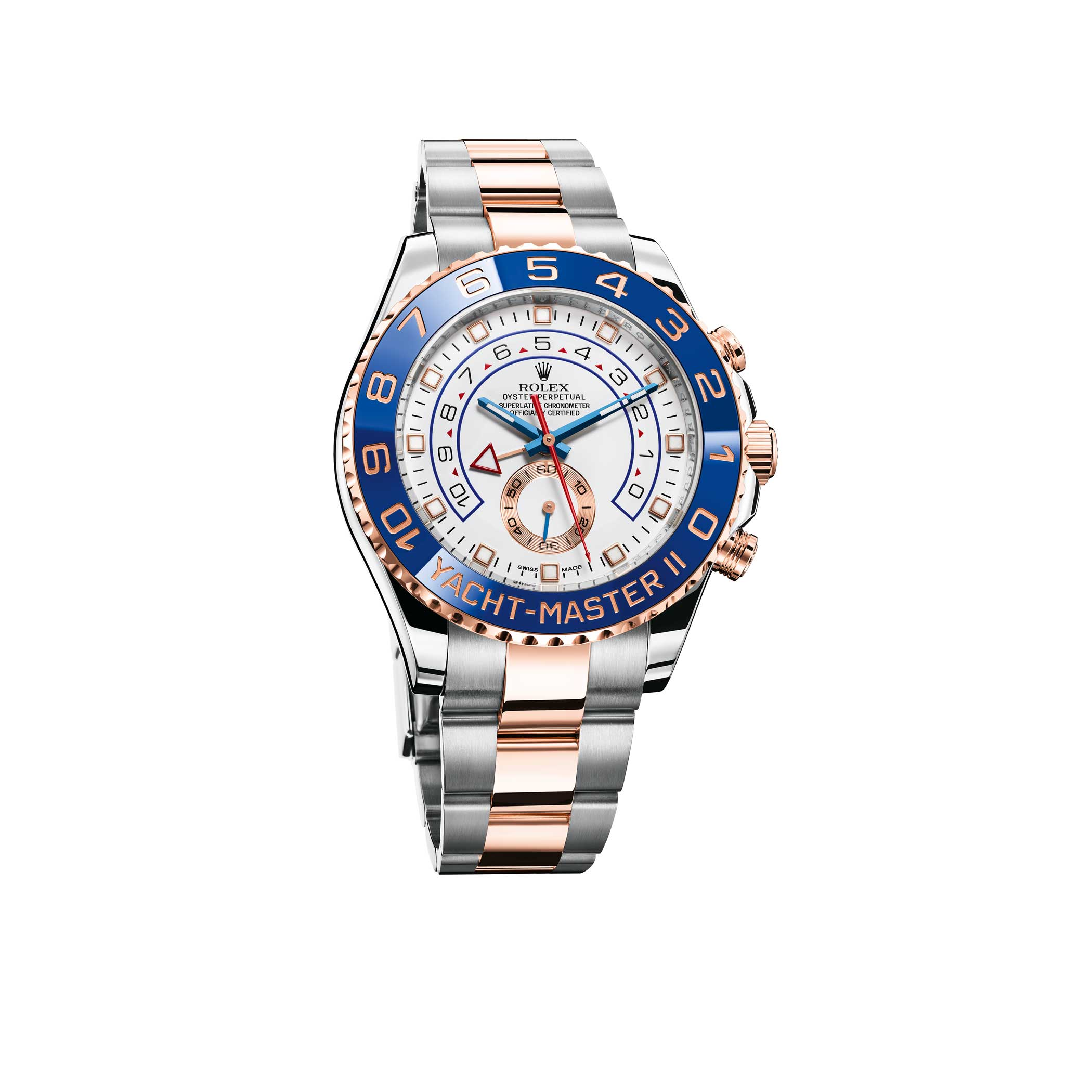2bc6c492c5a Rolex Yacht Master 2 Falso